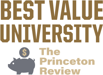 Best value university - The Princeton Reiview